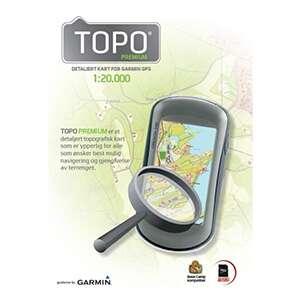 Kart Topo Premium
